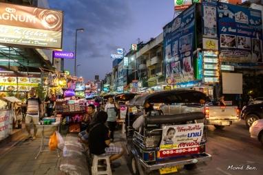 Chiang Mai - Marché de nuit