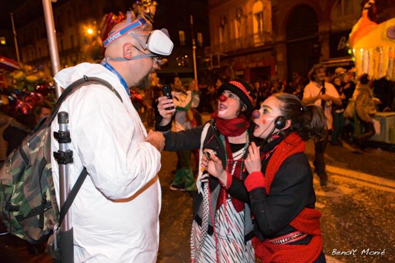 Carnaval de Toulouse by Benoît Monié