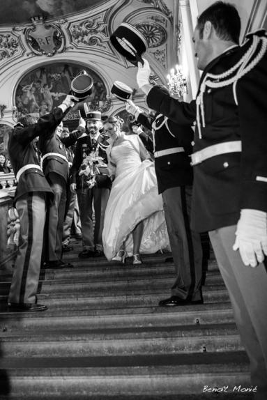 Mariage de Gaëlle et Joceran by Benoît Monié